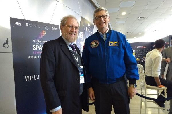 המרכז האקדמי לב ישתתף בחקר כדור הארץ מהחלל