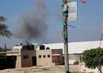 """יד קשה: צה""""ל תקף מטרת טרור של חמאס"""