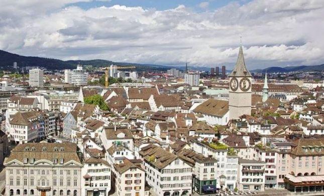 מחיר האנטישמיות: שוויצרי ירק על יהודי- ויישלח לכלא