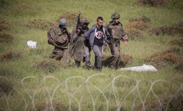 חדירה נוספת מרצועת עזה; מחבלים חמושים נתפסו בישראל