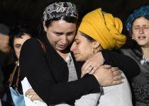 טרגדיה: המורה שנהרג לעיני בנו הובא למנוחות