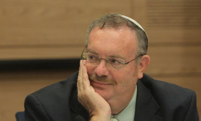 ברנז'ה: הג'וב החדש של פרופ' דניאל הרשקוביץ