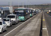 תתכוננו: ממחר- חסימות כבישים בכניסה לירושלים
