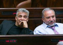 ליברמן ולפיד, אל תעצרו את המהפכה החרדית