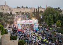 מרתון י-ם :אלה הכבישים שאסור לכם להגיע אליהם