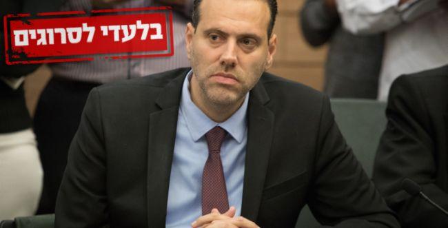מיוחד לסרוגים: חבר הכנסת מיקי זוהר בקריאה לרבנים