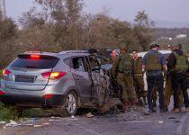 """בשב""""כ קבעו: הפיגוע בשומרון- על רקע לאומני"""