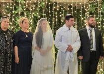 מיגון לשמחה: אחות של מרים בן גל התחתנה