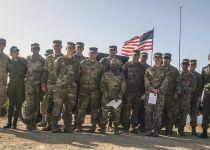 """צפו: חיילי צה""""ל וצבא ארה""""ב בתרגיל משותף"""