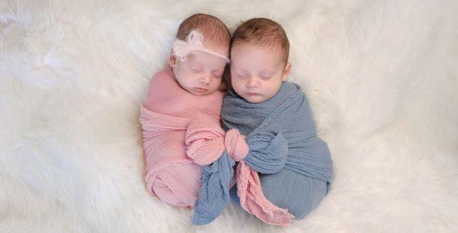 האם ניתן לזרז לידה של תאומים זהים?
