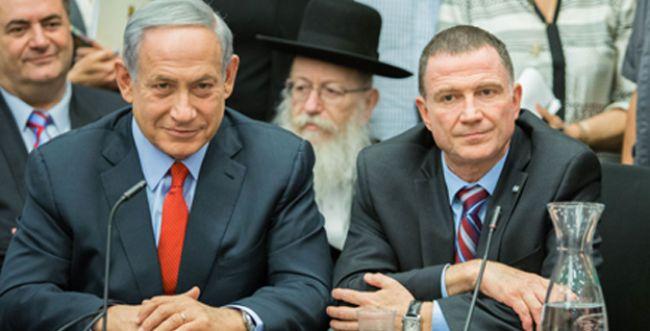 """מאמץ אחרון לאחדות: יו""""ר הכנסת יעניק הצהרה מיוחדת"""