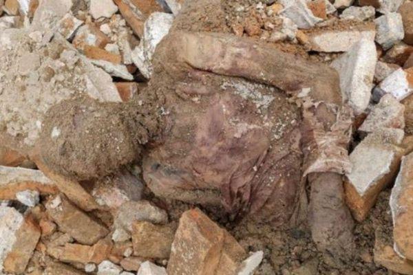 לאחר שנים:  נמצאה גופתו האבודה של שליט איראן