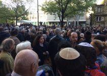 """מחאה בגרמניה: אלפי משתתפים ב""""מצעד הכיפות"""""""