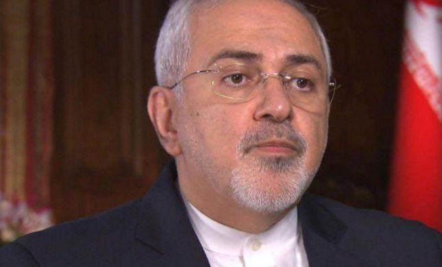 """שר החוץ האיראני: """"ג'ו ביידן לא שונה מדונלד טראמפ"""""""