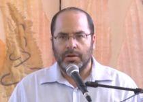 """הרב אמנון בזק: """"הסרטון של העתונאי החרדי- עזות מצח"""""""