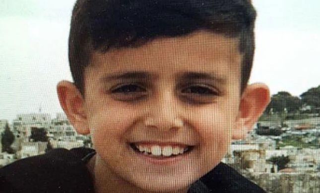 ילד בן 8 נעדר מיום חמישי