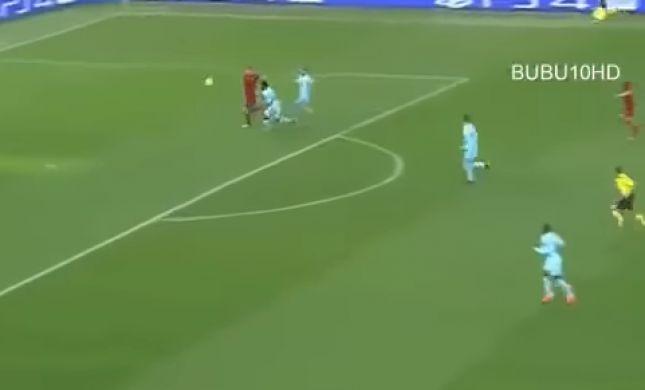 סנסציה: רומא מחקה פיגור 4-1 והדיחה את ברצלונה