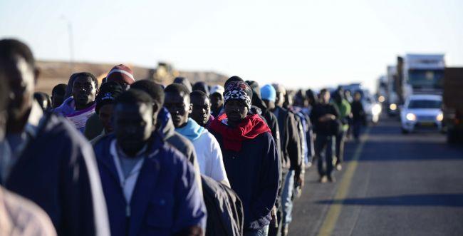 אין הסכם עם אוגנדה; 200 מסתננים שוחררו מהכלא