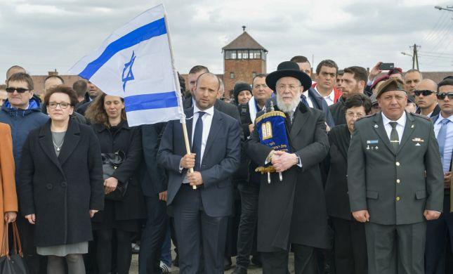 """מאושוויץ לבירקנאו; הנשיא יוביל את ״מצעד החיים"""""""