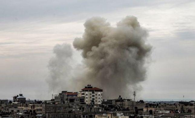 אסון בסיני: 7 הרוגים בהתרסקות מסוק צבאי