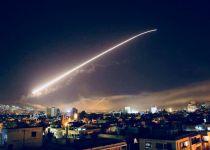 """ארה""""ב, צרפת ובריטניה תקפו בסוריה. צפו"""
