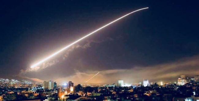 ירי איראני: ארבע רקטות שוגרו מסוריה לישראל