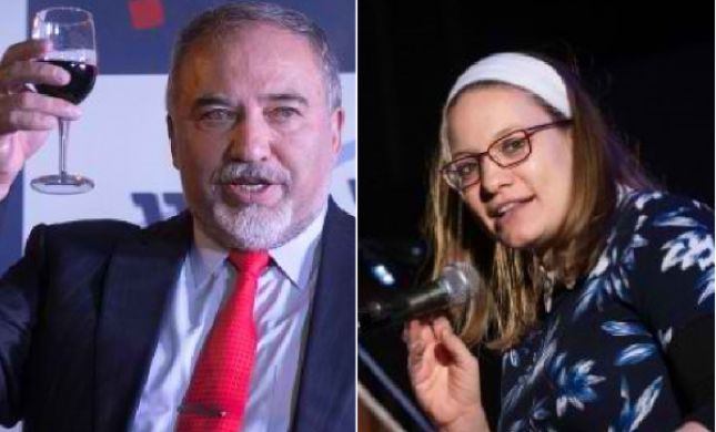 ''מסוכן לדמוקרטיה'': סיון רהב מאיר נגד ליברמן