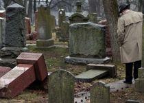 """ארה""""ב: נמצא האחראי להשחתת קברי יהודים"""