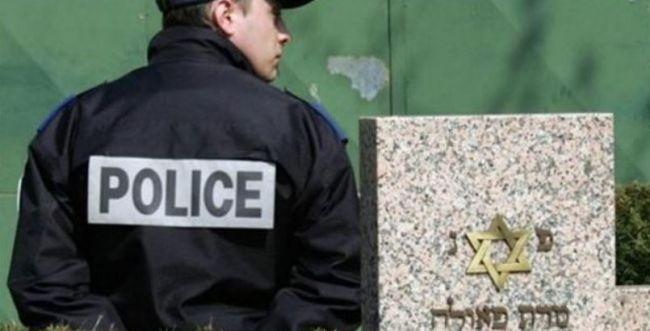 לאחר רצח ניצולת השואה- שוב אירוע אנטישמי בפריז
