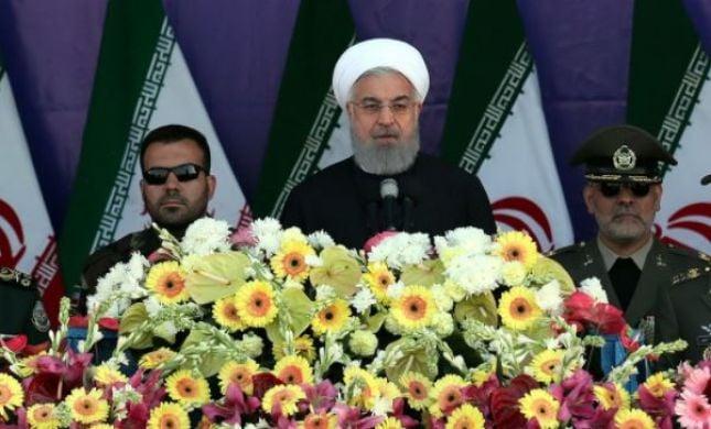 """נשיא איראן: """"נייצר כל נשק שנצטרך- ולא נחכה לאישור"""""""