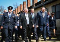 """ריבלין הטיח בנשיא פולין: """"נתתם יד להשמדת יהודים"""""""