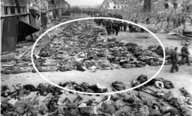 מרתיח: הפלסטינים מבזים את זכר קרבנות השואה
