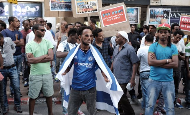 """הסדר ייחודי עם האו""""ם; 17 אלף מהגרים יוצאו מישראל"""