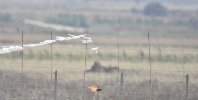 """כוחות צה""""ל עצרו מחבל שחצה את גבול רצועת עזה"""
