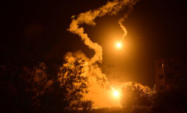 צפו: רגע פיצוץ הבית של רוצח הרב רזיאל שבח