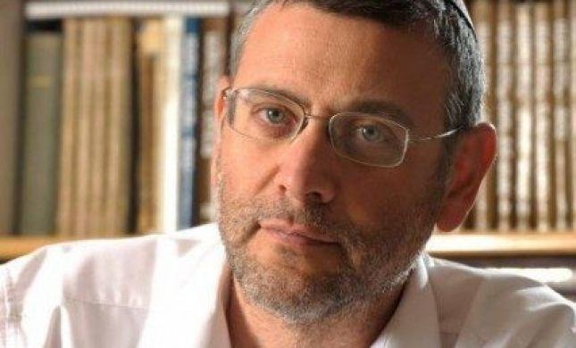 'הקרן החדשה פועלת מתוך תחושת שליחות לעם היהודי'