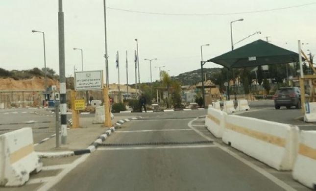 נס יום העצמאות: משאית תופת נתפסה בדרך לפיגוע