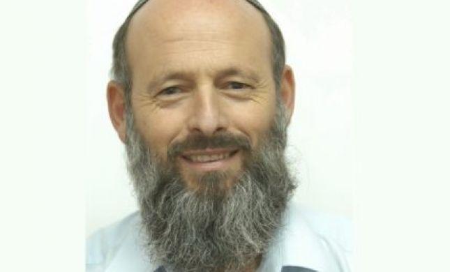 ברוך דיין האמת: הרב אלישיב קנוהל הלך לעולמו