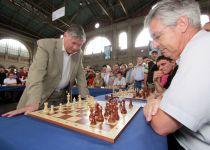 משחק המלכים: אלופי העולם בשחמט בירושלים
