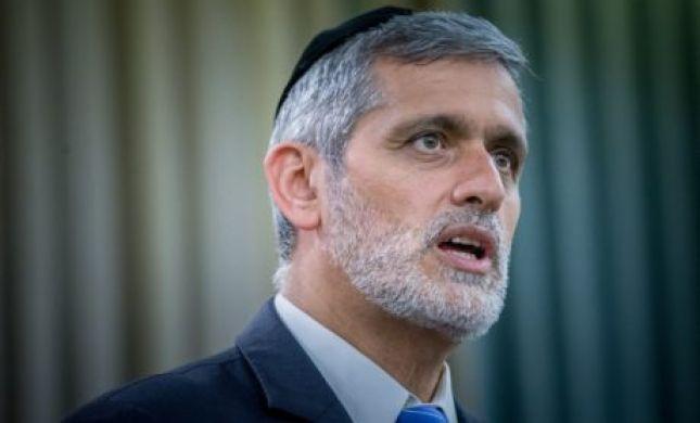 """רבנים מש""""ס יוזמים: אלי ישי לראשות העיר ירושלים"""