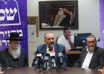 המפלגות החרדיות מתנגדות להדחת חנין זועבי