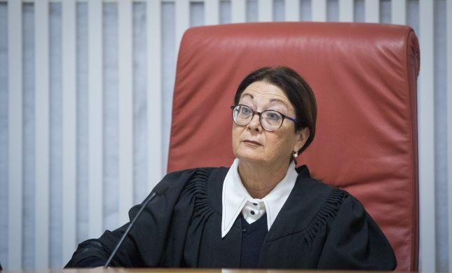 נשיאת העליון: אין לדון בשינוי הועדה למינוי שופטים