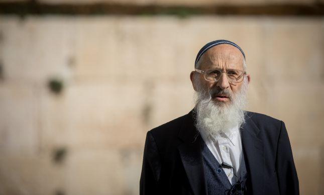 הרב אבינר על הרב לאו: לא מאמין שיהודי אמר דבר כזה