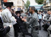 מחאות אלימות בירושלים: חסימות כבישים ומצעד 'הפלג'