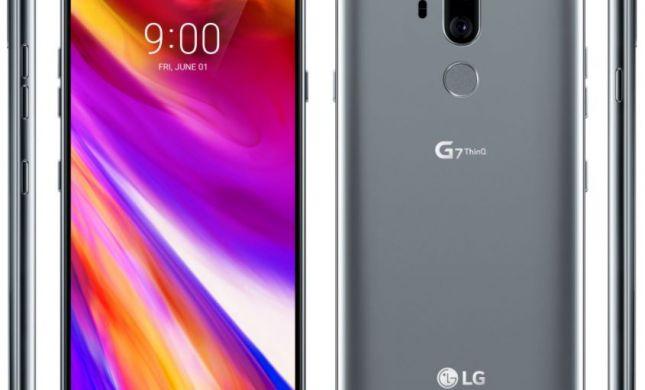 שבוע לפני ההשקה: מכשיר הדגל החדש של LG הודלף