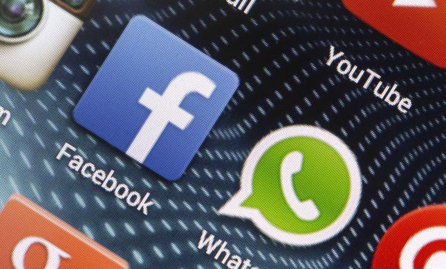 צריך לחשוש? וואטסאפ ופייסבוק מאחדים שרתים