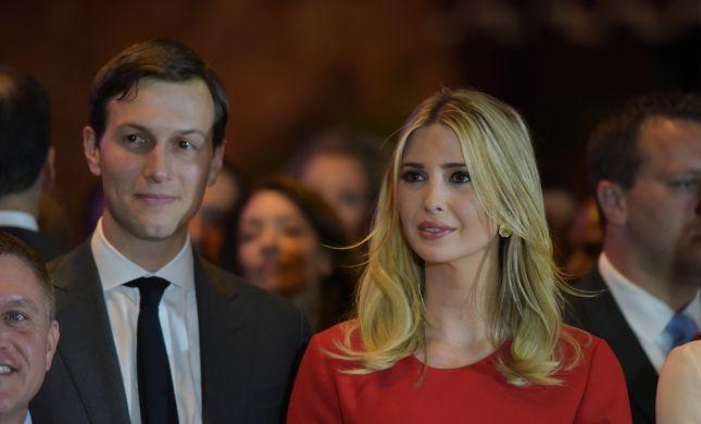 מפתיעים:איוונקה טראמפ ובעלה צפויים לבקר בישראל