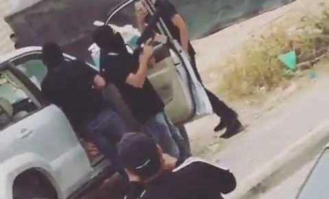 כמו דאעש: בדואים בדרום יורים צרורות מנשק אוטומטי