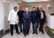 אחרי תשעה ימים: אבו מאזן שוחרר מבית החולים