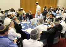 מאות רבנים בכנס האחדות של הציונות הדתית